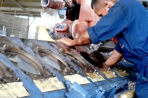 DieselOverhaulService